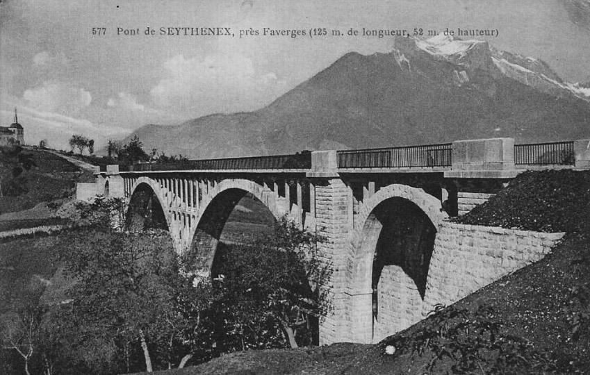 pont de Seythenex