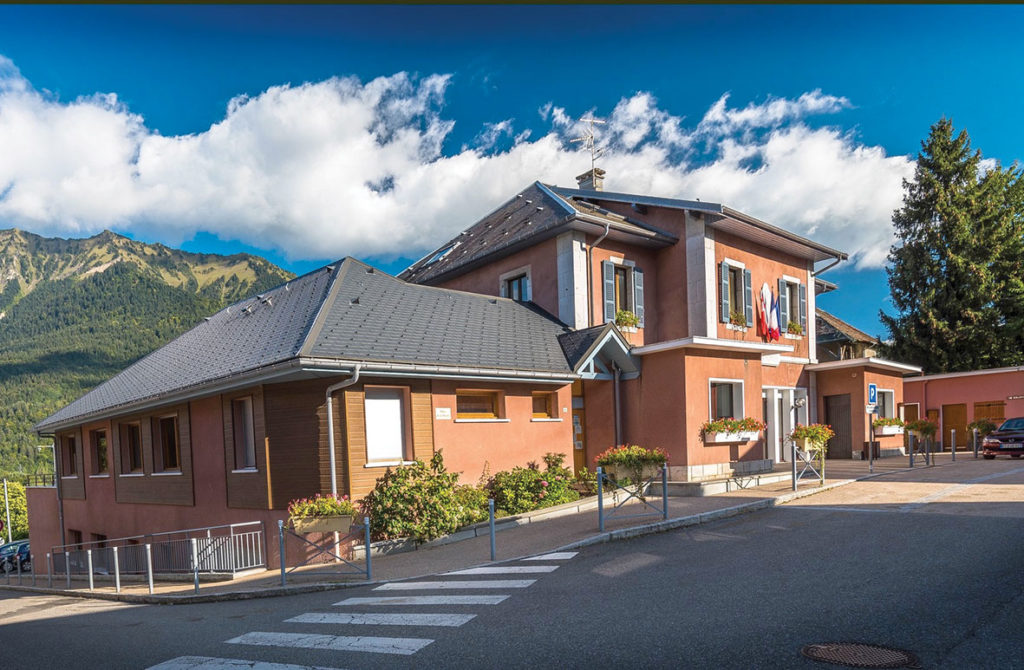 Mairie de Seythenex