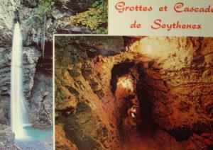 grotte cascade seythenex